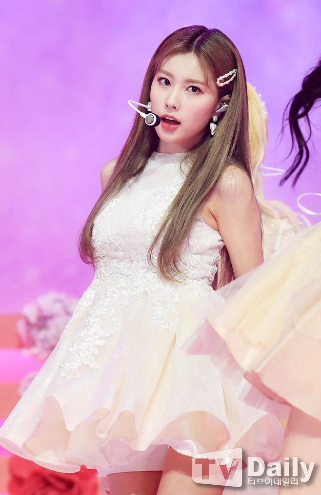 아이즈원, 강혜원