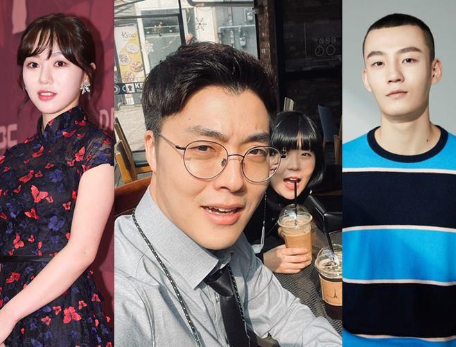 권민아 하준수 안가연 김민귀