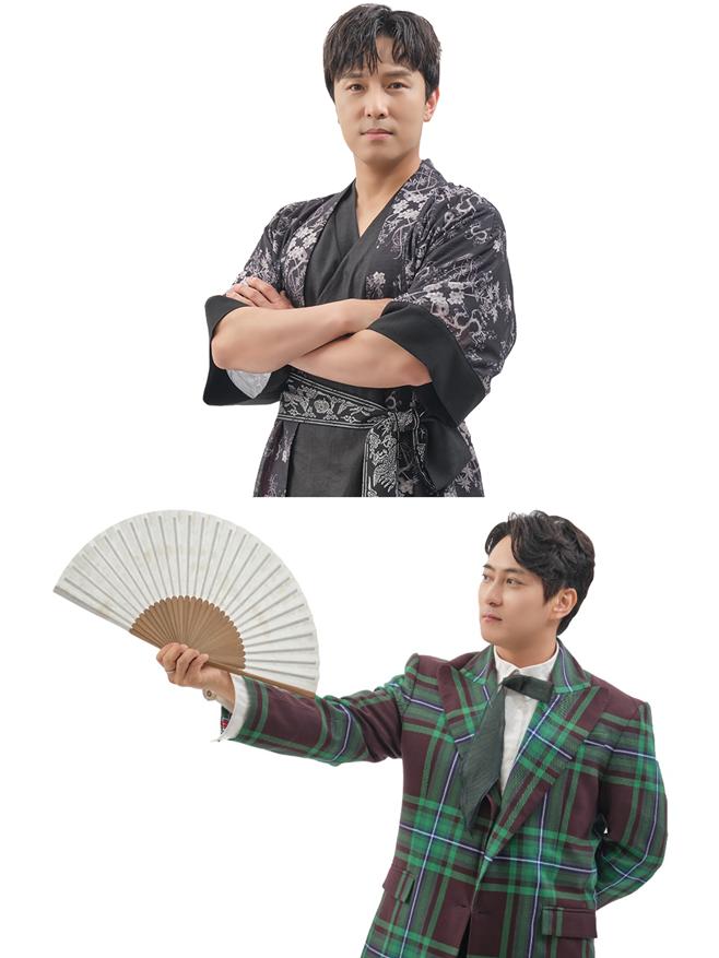 김동완, 이봉근