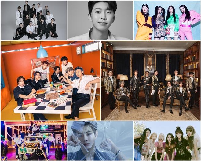 2021 더팩트 뮤직 어워즈
