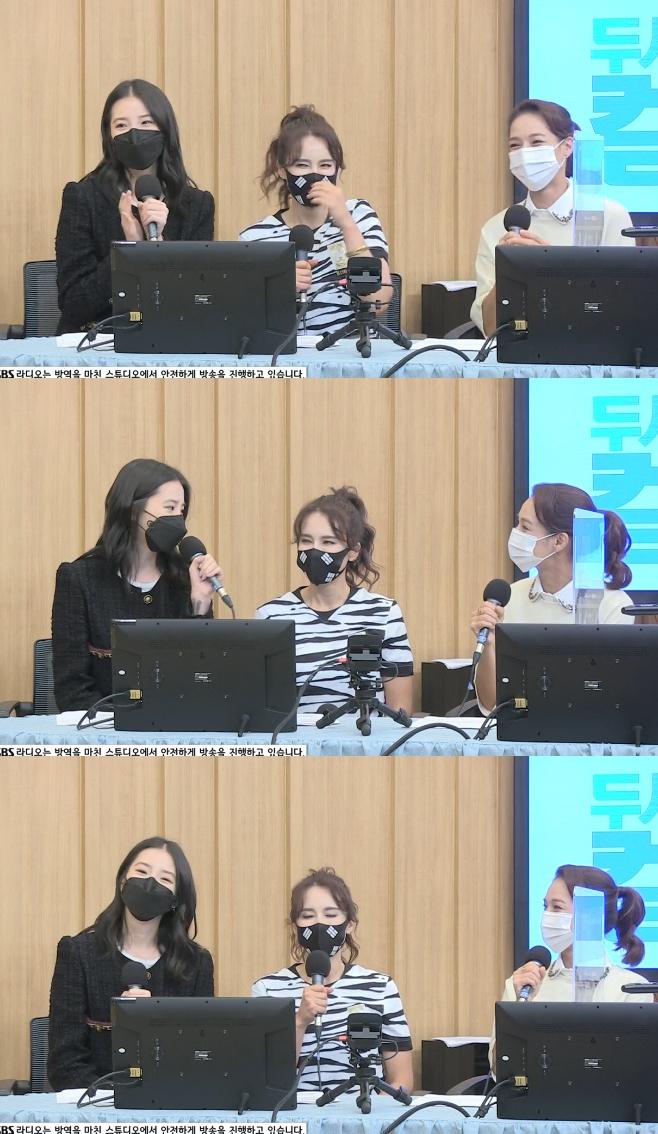컬투쇼, 박선영, 에바, 아이린